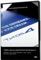 Workshop DVD Schritt für Schritt Tyros 4